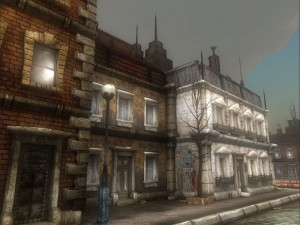 victorian-town-side-street