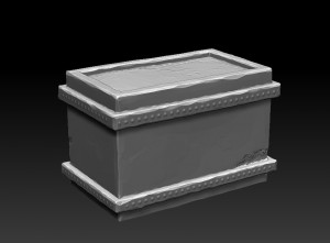 zbrush-model-crate