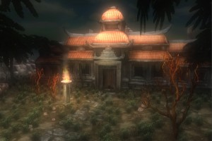 The Mystic Temples