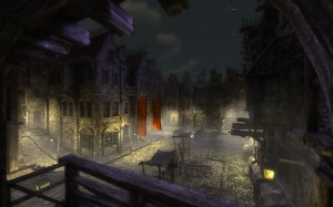 haunted-town-medieval-market-place