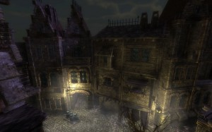 haunted-town-classic-house